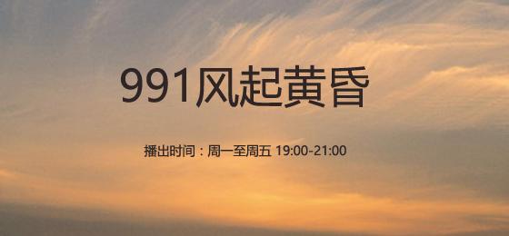 《991风起黄昏》